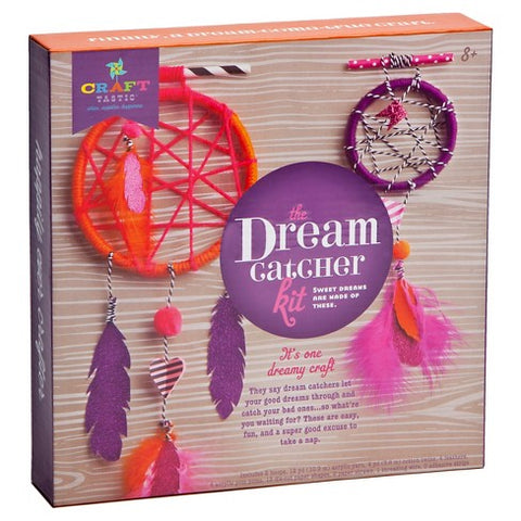 the dream catcher kit