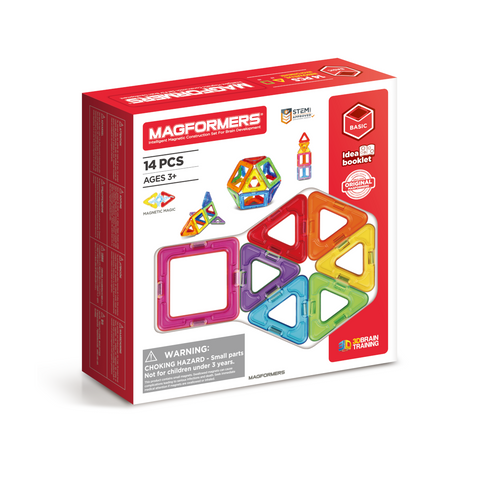 Magformers Basic Set Line 14 pcs