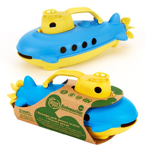 green toys - submarine