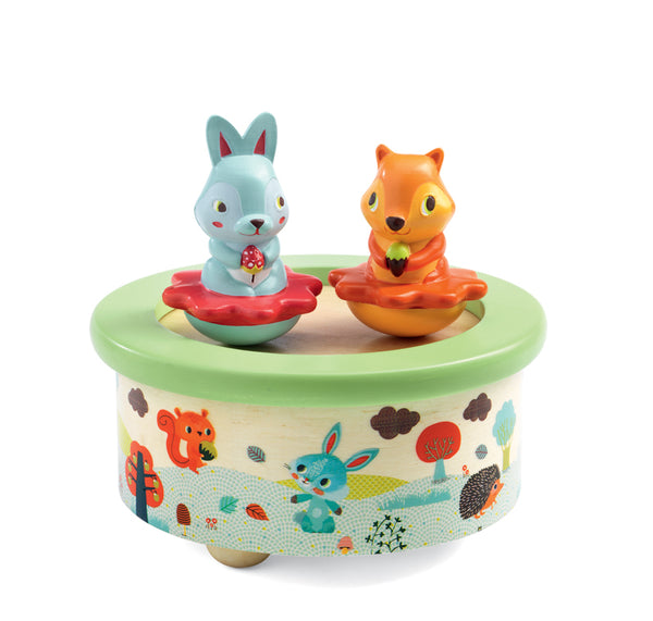 magnetic musical box - friends melody