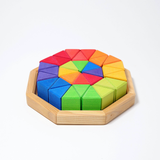 grimms - creative puzzle octagon small 32 pc