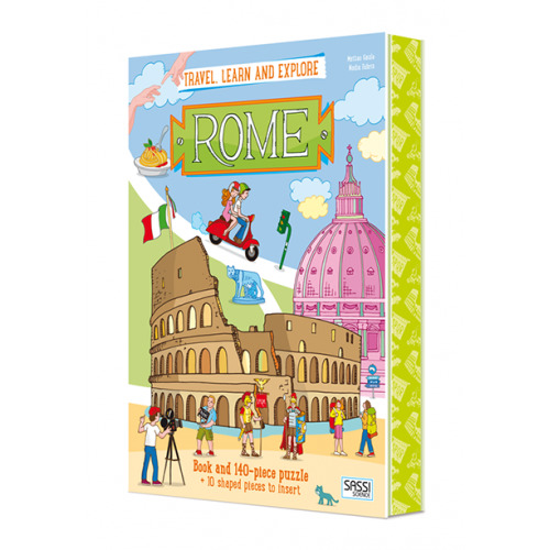 travel, learn & explore Rome