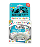 Crazy Aaron's Thinking Putty - Celebrate