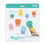 Jellyfish bath puzzle