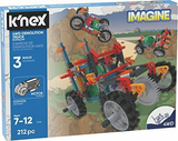 k'nex 4WD demolition truck 212pc