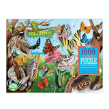 butterflies and moths 1000 pc puzzles