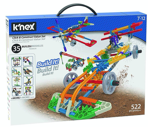 knex click and construct value building set