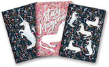 stay magical note books - 3 pk
