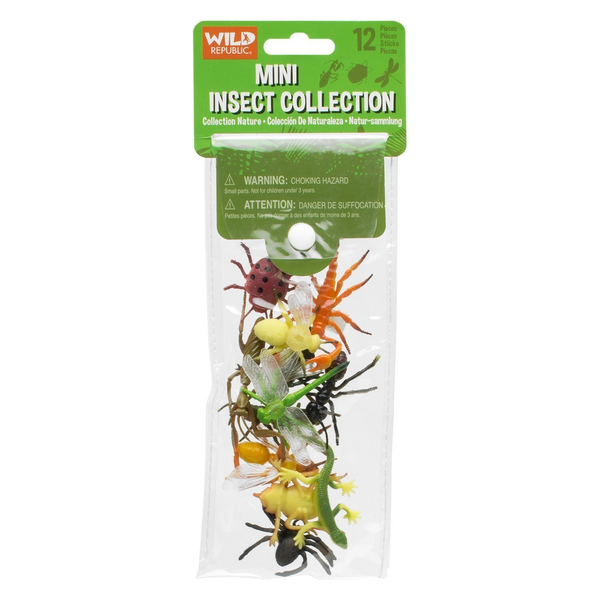 mini insect collection