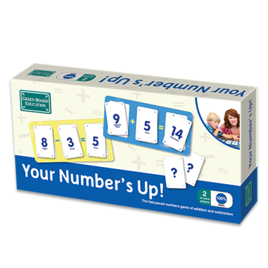 Your Number's Up!