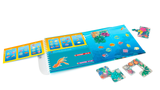 Coral reef- magnetic puzzle game