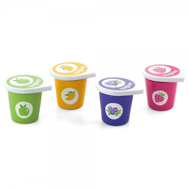 yoghurt 4 pc set