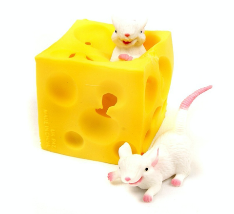 stretchy mouse & cheese