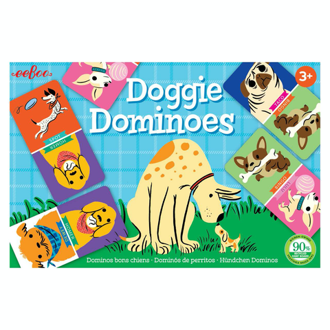 Doggy dominoes