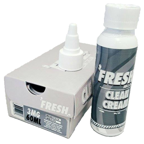 Clean Cream By Fresh Juice Company - 60ml