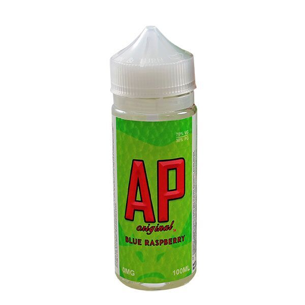 AP Original Blue Raspberry Lemonade 0mg Shortfill - 100ml