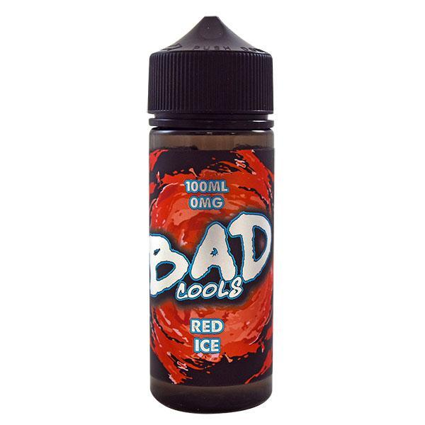 Bad Juice Cools - Red Ice E-Liquid 0mg Short Fill 100ml