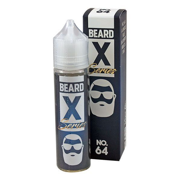 Beard X Series NO.64 Shortfill 0mg - 50ml
