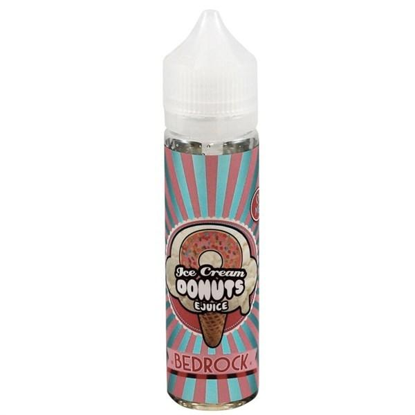 Ice Cream Man Bedrock Ice Cream Donuts 0mg 50ml Short Fill E-Liquid