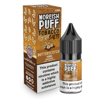 Butterscotch Tobacco E-Liquid by Moreish Puff 25ml Short Fill