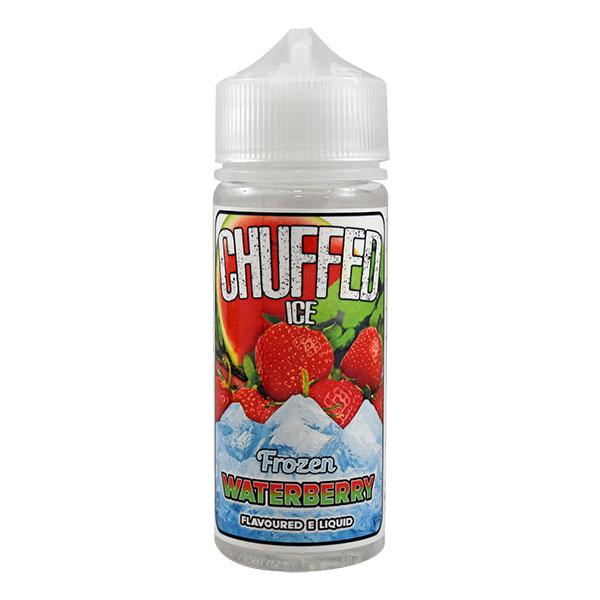 Chuffed Ice: Frozen Waterberry 0mg 100ml Short Fill E-Liquid