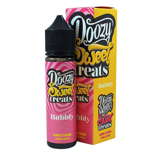 Doozy Vape Sweet Treats: Bubbly 0mg 50ml Short Fill E-Liquid