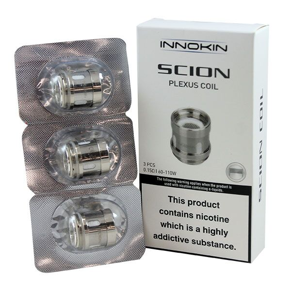 Innokin Scion Single Coil Plexus Coil 0.15 ohm (3 Pack)