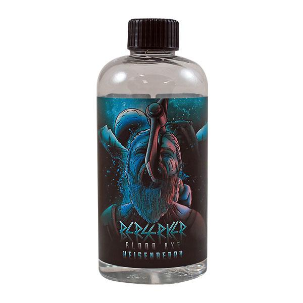 Joe's Juice Berserker Blood Axe: Blueberry Menthol (Heisenberry) 0mg 200ml Short Fill E-Liquid