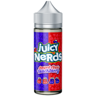 Amped Apple Blackberry by Juicy Nerds 100ml Short Fill
