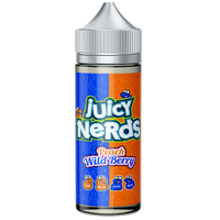 Peach Wild Berry by Juicy Nerds 100ml Short Fill