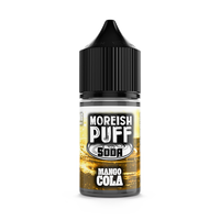 Soda Mango Cola By Moreish Puff 0mg 25ml Short Fill