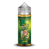 Monster Juice E-Liquid by Paddy Juice 100ml Short Fill