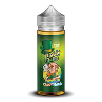 Rainbow Candy Nerdz E-Liquid by Paddy Juice 100ml Short Fill