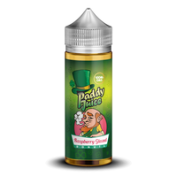 Raspberry Glazed E-Liquid by Paddy Juice 100ml Short Fill
