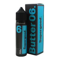Supergood Butter 06 [Blueberry Candyfloss Cookie Cream] 50ml Short Fill