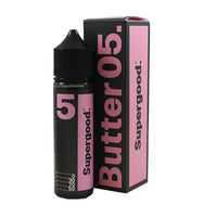 Supergood Butter 05 [Marshmallow Custard Vanilla Cream Cinnamon] 50ml Short Fill
