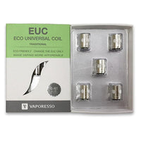 EUC Universal Coil Cell (5 pack) 1.0 ohm