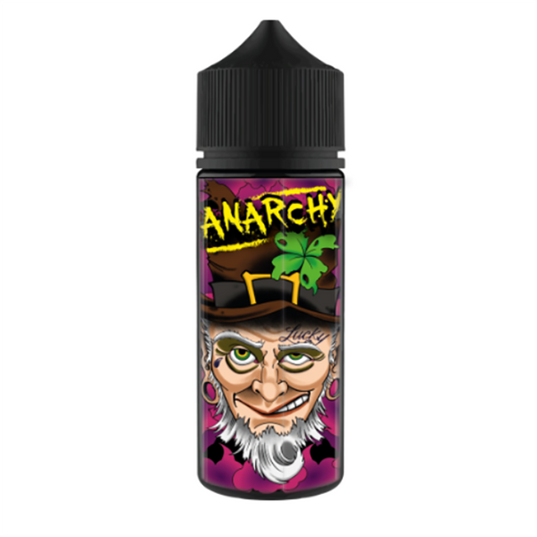 Anarchy by Lucky Thirteen 100ml Short Fill