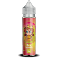 Berry Lemonade E-Liquid by Mad Queen 50ml Short Fill