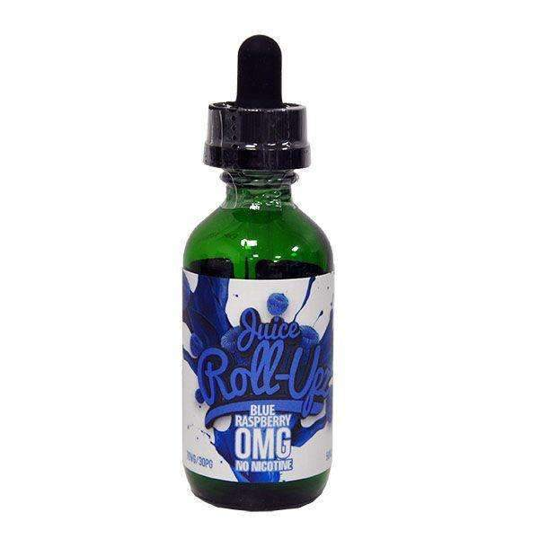 Juice Roll Upz Blue Raspberry 0mg 50ml Short Fill E-Liquid