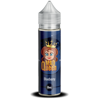 Blueberry E-Liquid by Mad Queen 50ml Short Fill