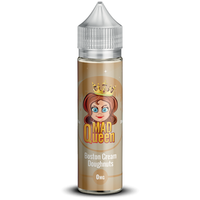 Boston Cream Doughnuts E-Liquid by Mad Queen 50ml Short Fill