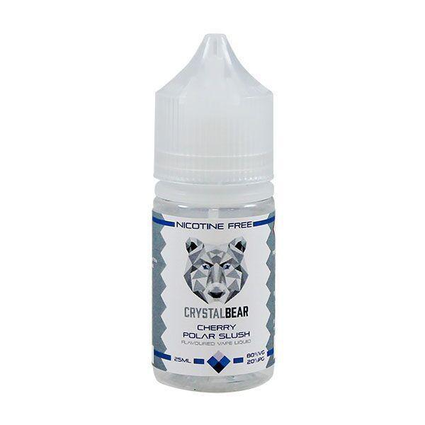 Cherry Polar Slush By Crystal Bear 0mg Shortfill - 25ml
