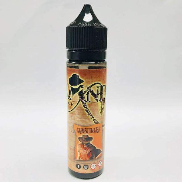 Bandits Gunslinger 0mg 50ml Short Fill E-Liquid