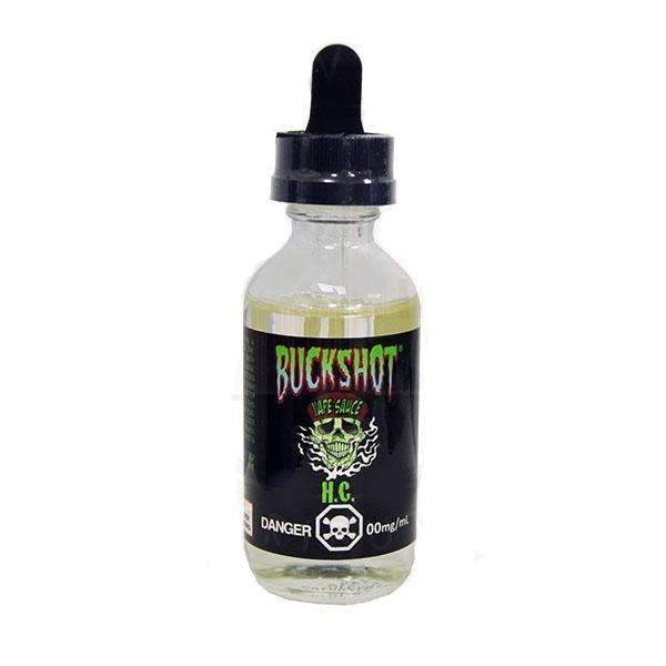 Buckshot H.C. 0mg 50ml Short Fill E-Liquid