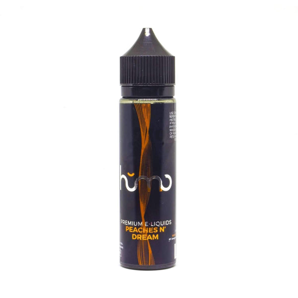 Humo Peach N' Dream 0mg 50ml Short Fill E-Liquid