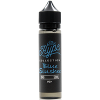 The Hype - Blue Slushy  0mg Shortfill - 50ml