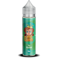Ice Menthol E-Liquid by Mad Queen 50ml Short Fill