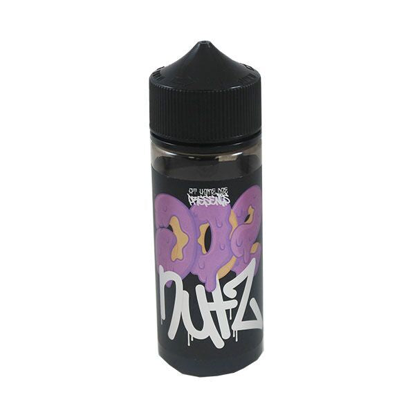 Doe Nutz Boston Cream 0mg Shortfill - 100ml