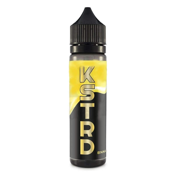 KSTRD BNNA 0mg 50ml Short Fill E-Liquid
